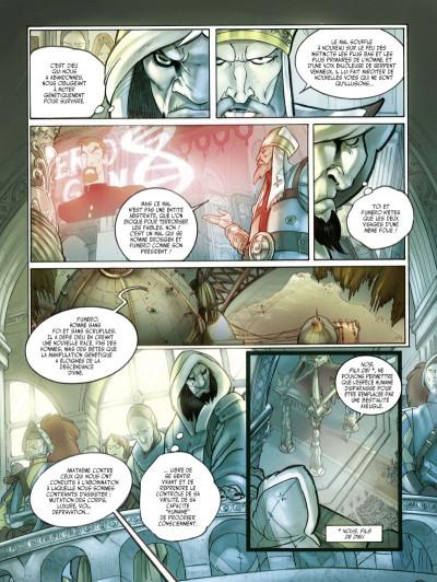 Page 3 pandamonia tome 2 - l'aube d'un nouveau monde