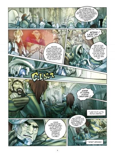 Page 4 pandamonia tome 2 - l'aube d'un nouveau monde