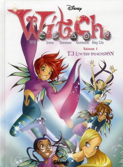 Couverture Witch tome 3 - l'autre dimension