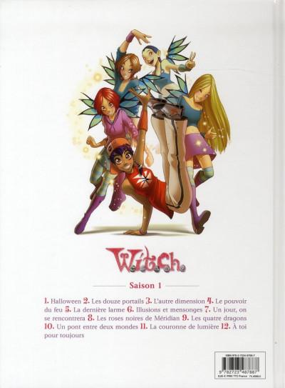 Dos Witch tome 3 - l'autre dimension