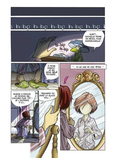 Page 1 Witch tome 3 - l'autre dimension
