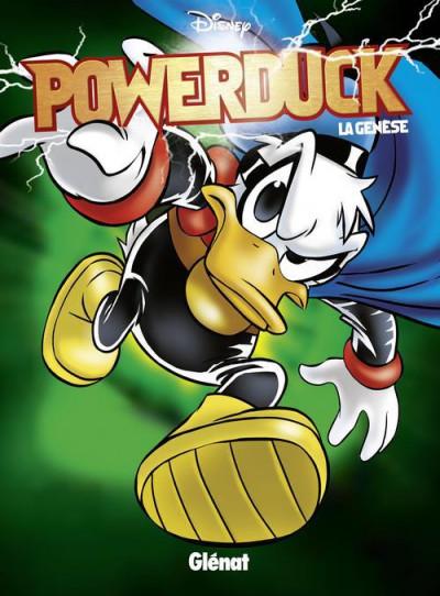 image de Power Duck ; la genèse