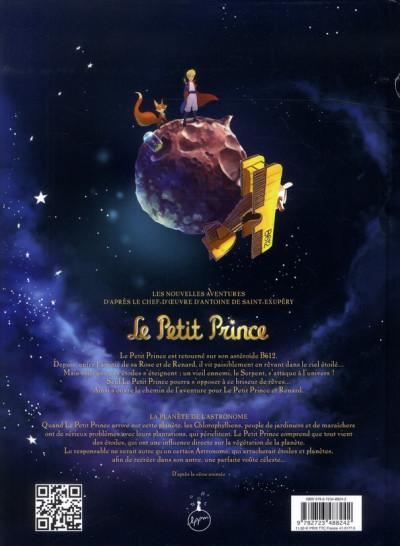 Dos le petit prince tome 5 - la planète de l'astronome