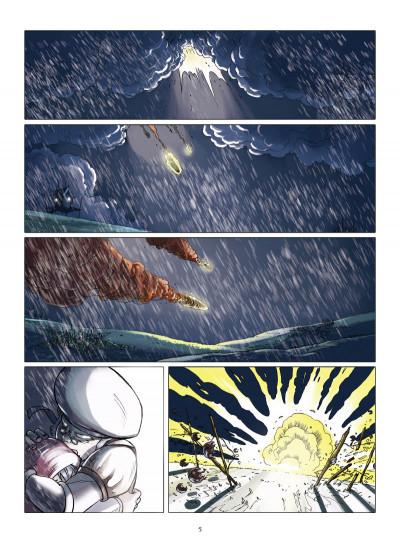 Page 3 le petit prince tome 5 - la planète de l'astronome