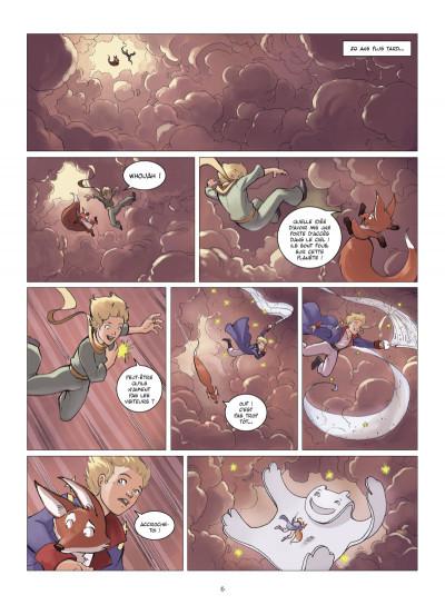 Page 4 le petit prince tome 5 - la planète de l'astronome