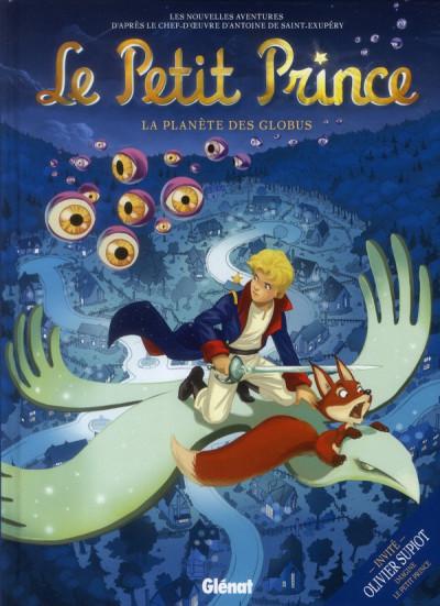 image de le petit prince tome 6 - la planète des globus