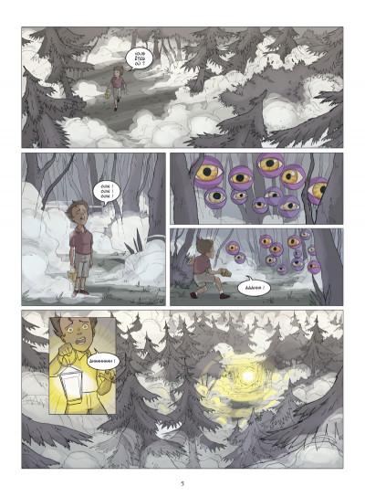 Page 2 le petit prince tome 6 - la planète des globus