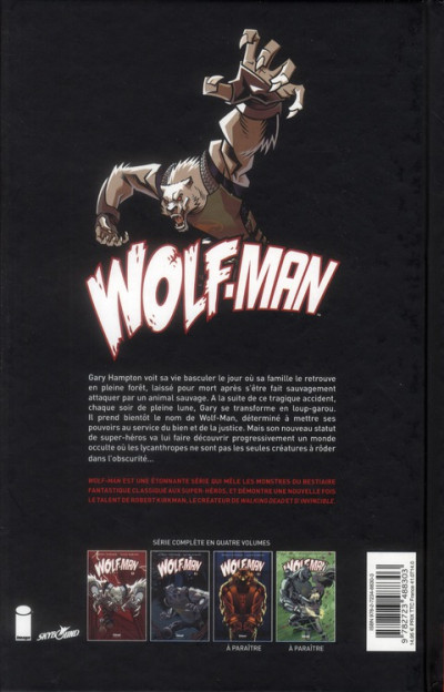 Dos wolf-man tome 1
