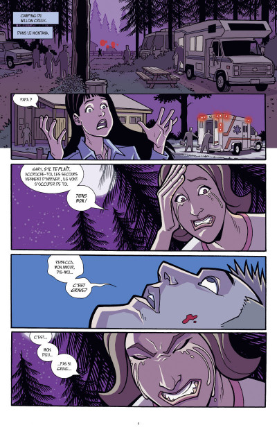 Page 1 wolf-man tome 1