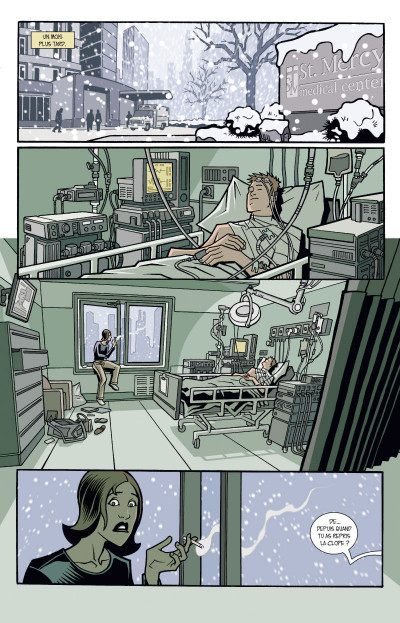 Page 3 wolf-man tome 1