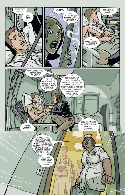 Page 4 wolf-man tome 1