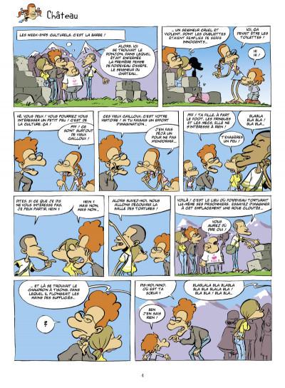 Page 1 Nino & Rébecca T.4 - tu veux ma photo ?