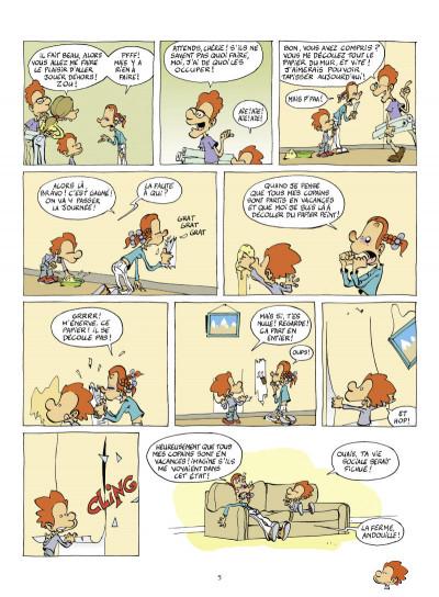 Page 3 Nino & Rébecca T.1 - tu t'es vue ?