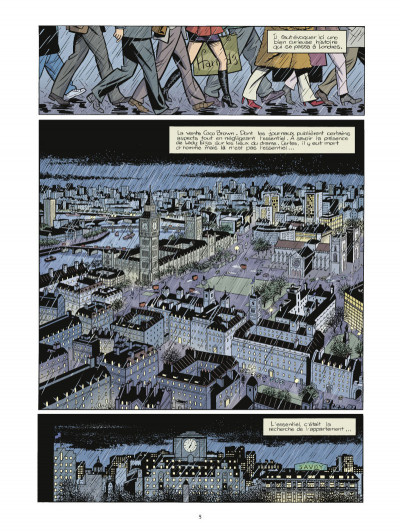 Page 1 Lady Elza tome 2
