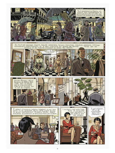 Page 2 Lady Elza tome 2