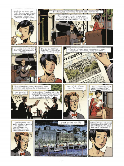 Page 3 Lady Elza tome 2