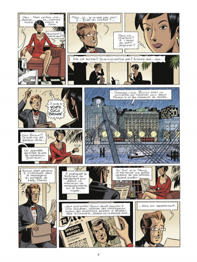 Page 4 Lady Elza tome 2