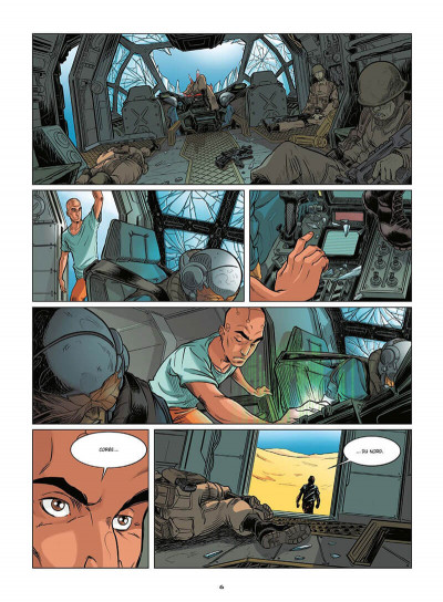Page 7 nomad 2.0 tome 1