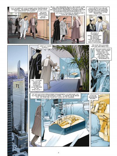 Page 2 paradoxes tome 1 - l'homme infini
