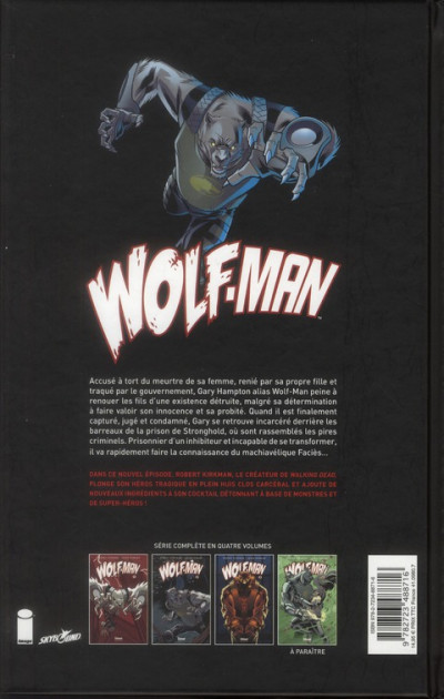 Dos Wolf man tome 3
