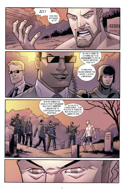 Page 1 Wolf man tome 3