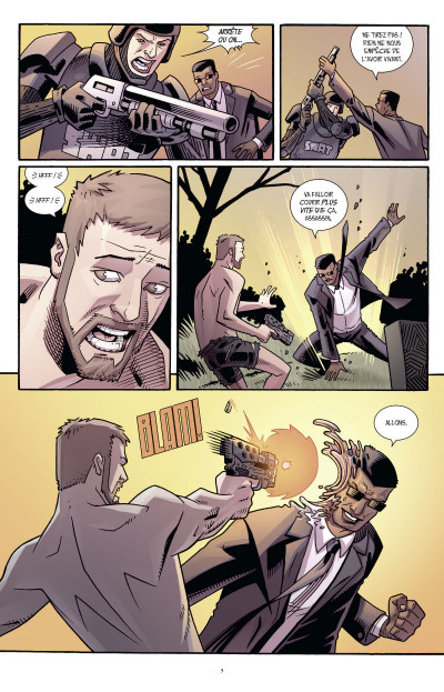 Page 3 Wolf man tome 3