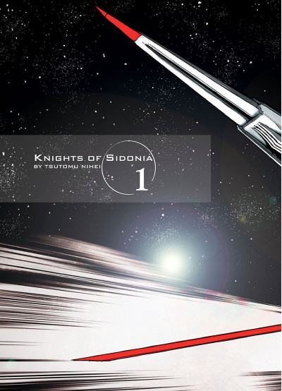 Page 4 knights of Sidonia tome 1