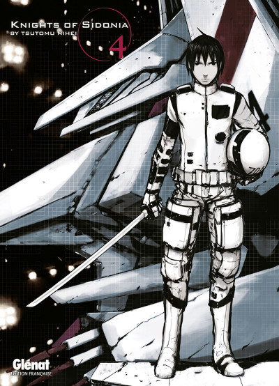 Couverture knights of Sidonia tome 4