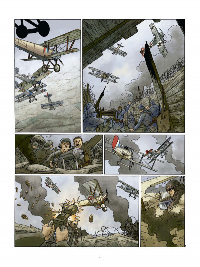 Page 2 les champs d'azur tome 4 - sarabande à la turque