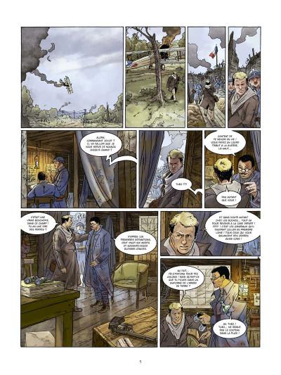 Page 3 les champs d'azur tome 4 - sarabande à la turque
