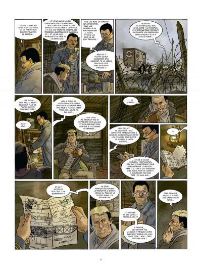 Page 4 les champs d'azur tome 4 - sarabande à la turque