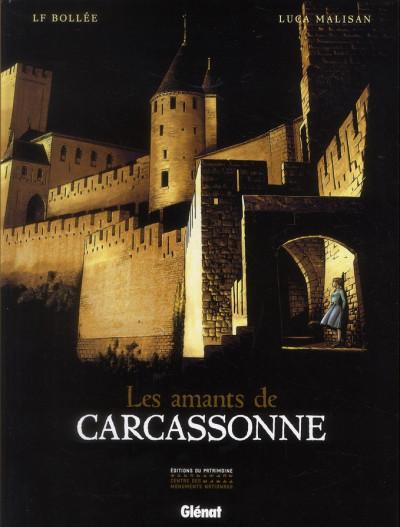 image de les amants de Carcassonne