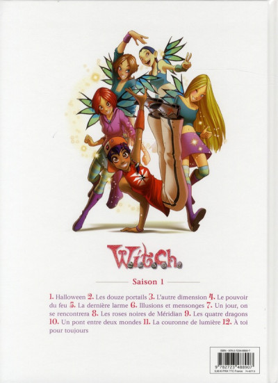 Dos Witch tome 6 - illusion et mensonges