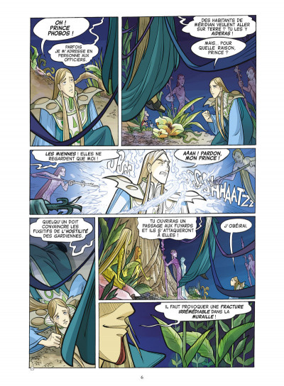 Page 2 Witch tome 6 - illusion et mensonges