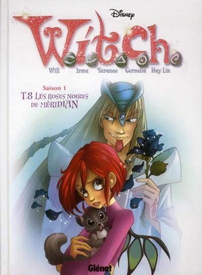 image de Witch - saison 1 tome 8 - les roses noires de Meridien