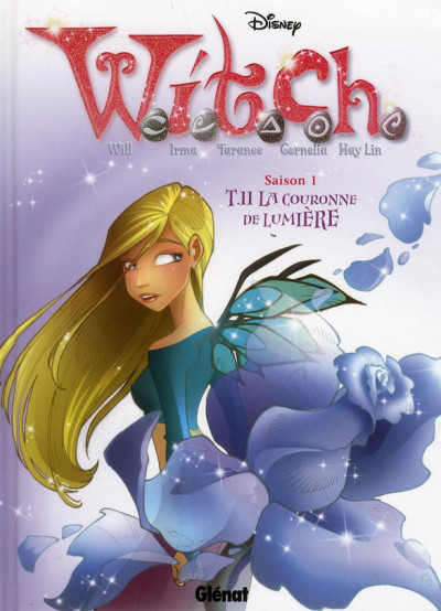 image de witch tome 11 - la couronne de lumière