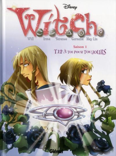 image de witch - saison 1 tome 12 - à toi pour toujours
