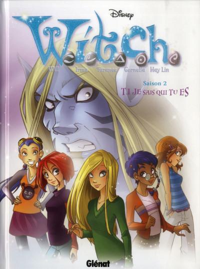 Couverture Witch - saison 2 tome 1 - je sais qui tu es