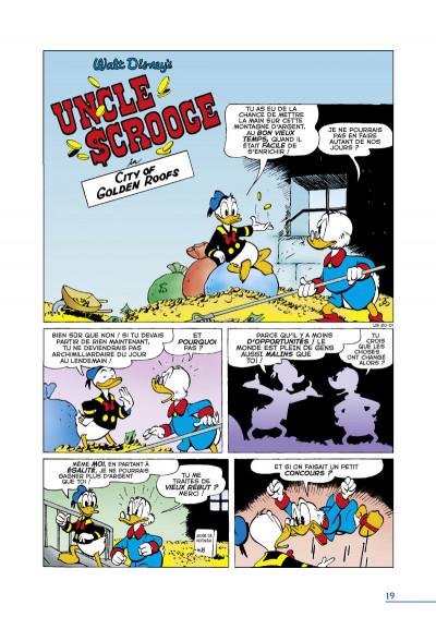 Page 1 la dynastie Donald Duck tome 8 - 1957-1958