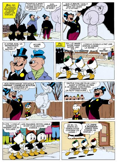 Page 4 la dynastie Donald Duck tome 9 -1958-1959