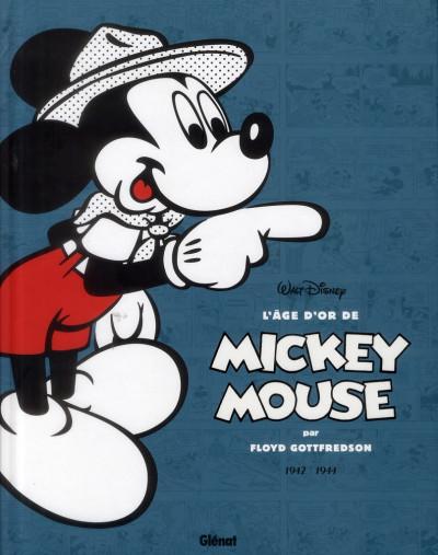 image de l'âge d'or de Mickey Mouse tome 5 - 1942-1944
