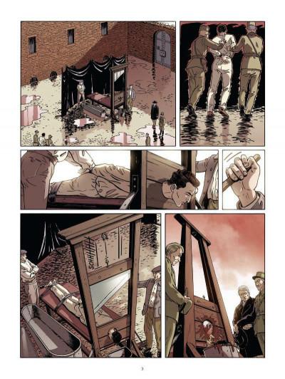 Page 1 Les mystères de la troisième République tome 1 - les démons des années 30