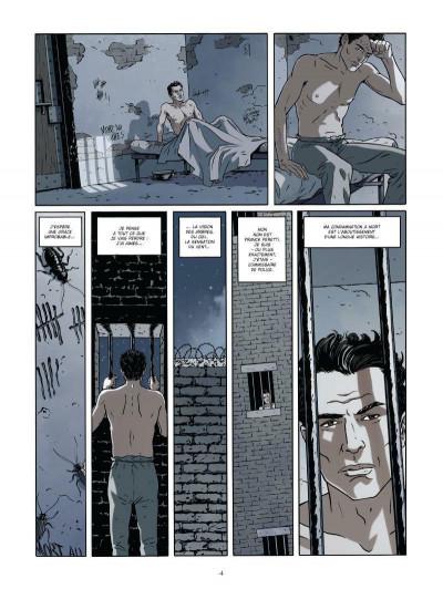 Page 2 Les mystères de la troisième République tome 1 - les démons des années 30