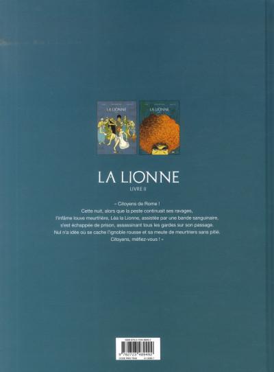 Dos la lionne tome 2
