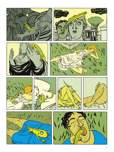 Page 3 la lionne tome 2