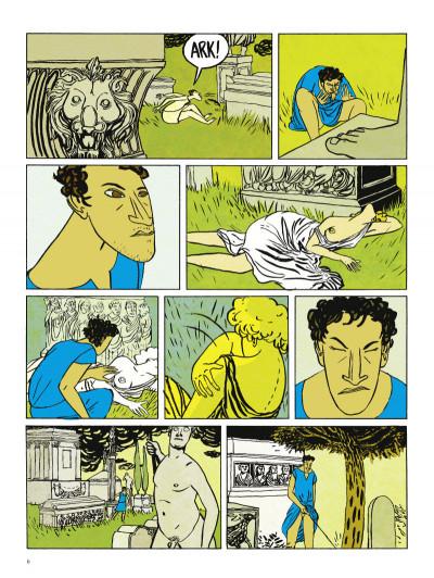Page 4 la lionne tome 2