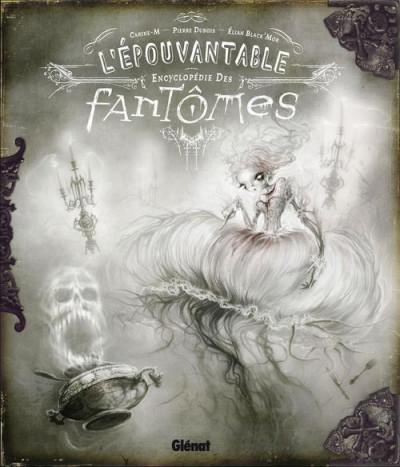 image de L'épouvantable encyclopedie des fantômes
