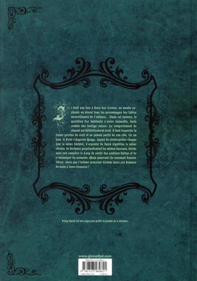 Dos fairy quest tome 1 - les hors-la-loi