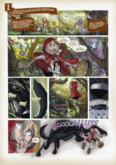 Page 1 fairy quest tome 1 - les hors-la-loi