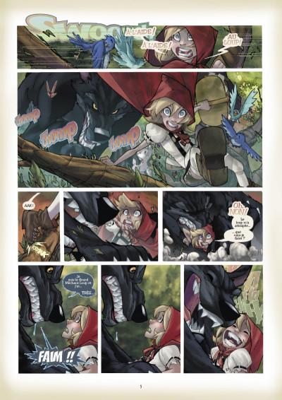 Page 2 fairy quest tome 1 - les hors-la-loi